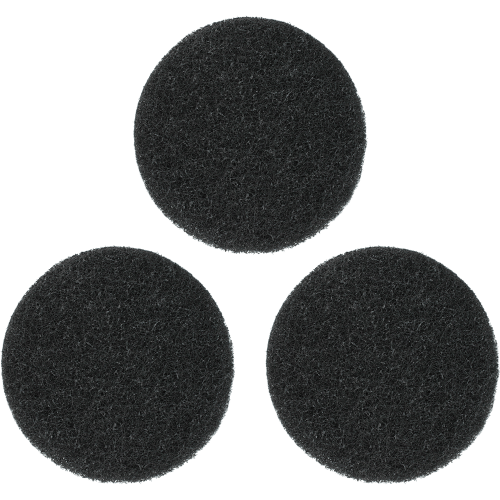 Black Scrub Pads