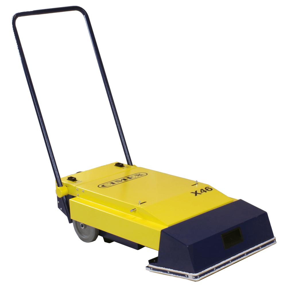 cimex carpet cleaning machine